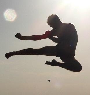 劉紹忠詠春及混合式自由搏擊教練見證分享