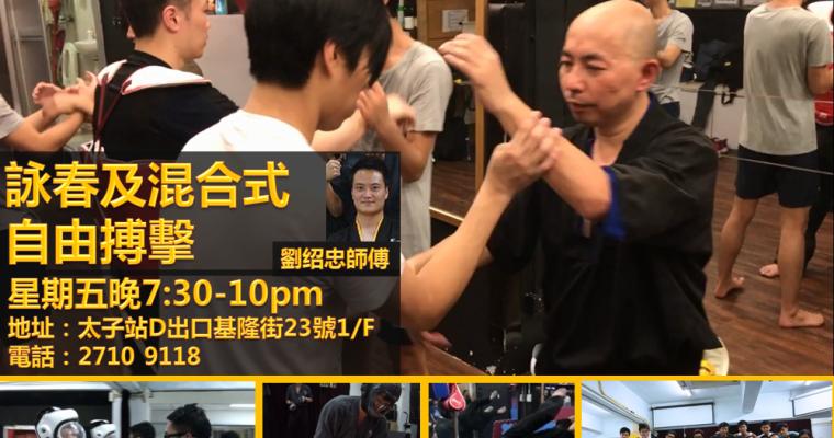 詠春Wing Chun (English class available)